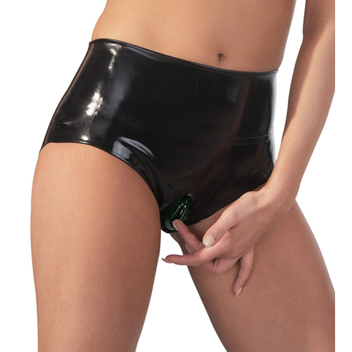 Latex Slips Mit Vagina Kondom - 2111646 Product