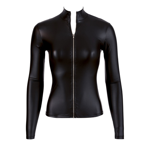 Wetlook Langarm-Top Mit Zipper - 2116152 Product